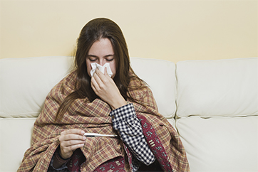 ¿Gripe, resfrío o alergia?