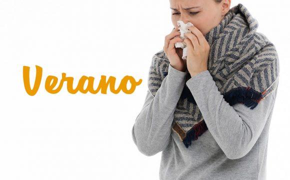¿Por qué existen los resfríos de verano?